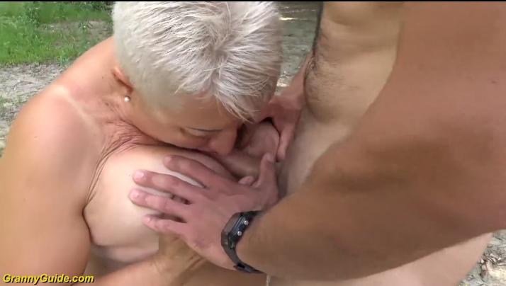 Oma porno tube